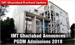 IMT Admission 2017