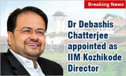 IIM Kozhikode Director