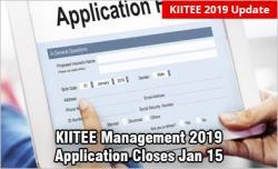 KIITEE Management 2019