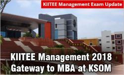 KIITEE Management 2018