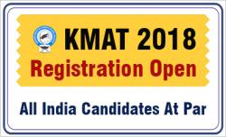KMAT 2018 Exam to offer MBA admission