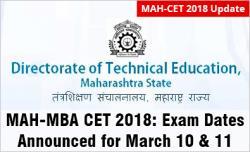 MAH-MBA CET 2018