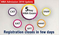 MBA Admission 2018