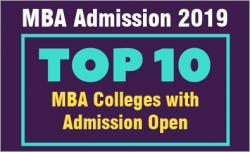 Admission in Top MBA College
