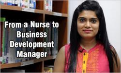 GIM Goa Nurse to Business Development Manager