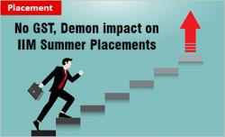 IIM Summer Placements
