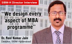 SIBM Hyderabad Director