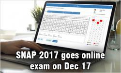 SNAP 2017 online test
