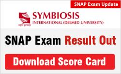 SNAP 2018 Result Out