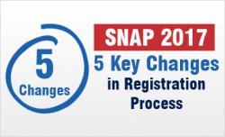 SNAP 2017 online registration