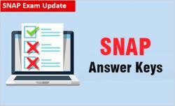 SNAP answer key