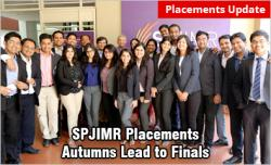 SPJIMR Placements
