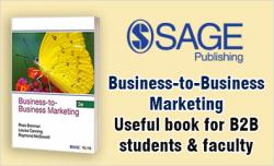 Business to Business Marketing Book Review