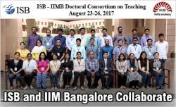 ISB and IIM Bangalore
