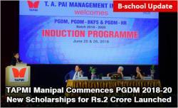 TAPMI Manipal PGDM 2018-20 Batch
