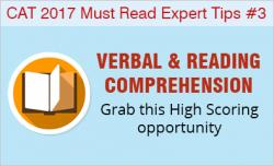 CAT 2017 New Pattern - Expert Tips #3: Verbal, RC | MBAUniverse com