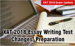 xat exam pattern changes for essay writing com xat 2018 exam pattern changes