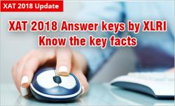 XAT answer keys 2018