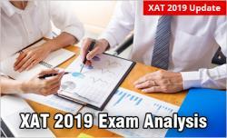XAT 2019 Analysis
