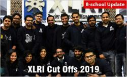 XLRI Jamshedpur Cut offs