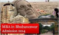 MBA in Bhubaneswar