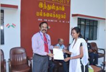 Hindustan University Chennai