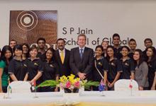 SP Jain Global