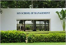 SSN SOM Chennai