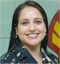 Mansi Madan Tripathy, Managing Director, Shell Lubricants, Indian sub-continent