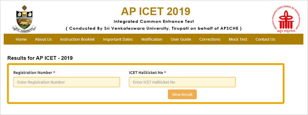 AP ICET Counselling 2019: Dates, Check AP ICET Admission