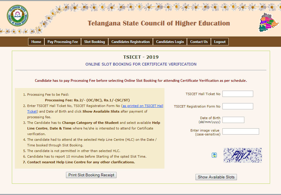TS ICET Counselling 2019: Dates, Seat Allotment – Check here